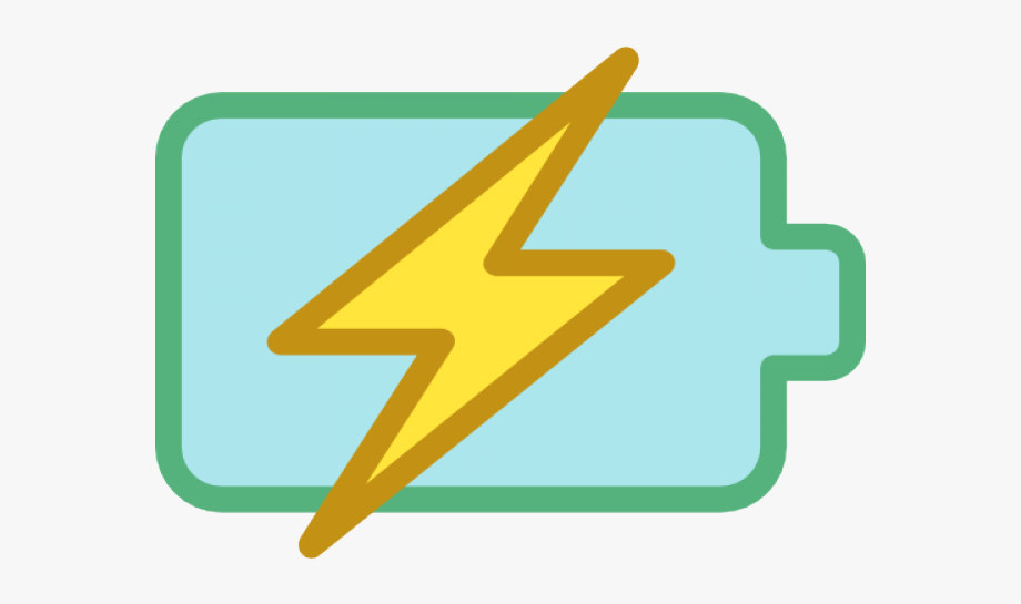 Battery Charging Clipart Battery Icon.
