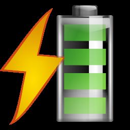 Status battery charging Icon.
