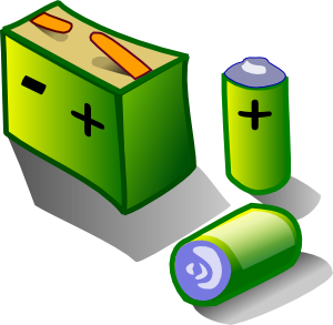 Battery batteries clip art at vector clip art.