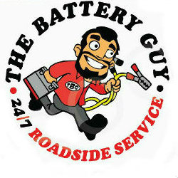 THE BATTERY GUY.
