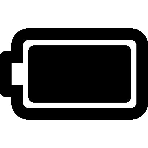 Mobile Full Battery Icon.