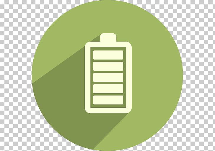 Grass angle brand symbol, Battery bar 5 full, full battery.