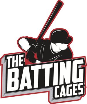 Clipart baseball batting cage.