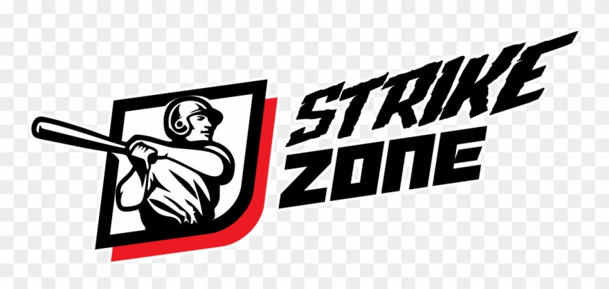 Strike Zone Batting Cages Clipart (#1386172).