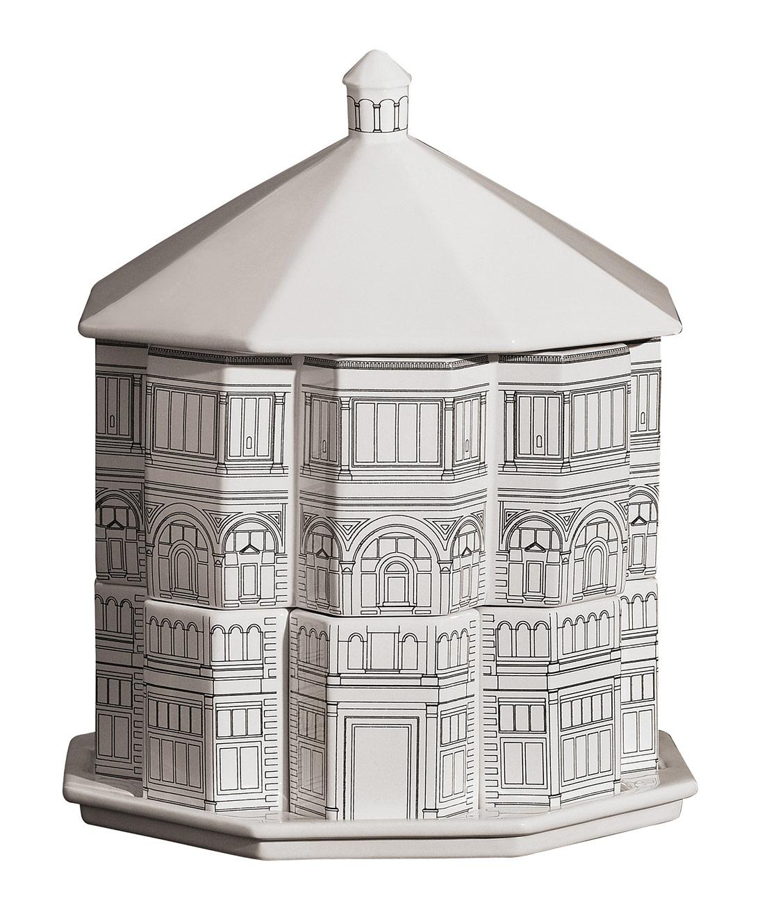 Seletti Palace Collection, Battistero Breakfast Set.