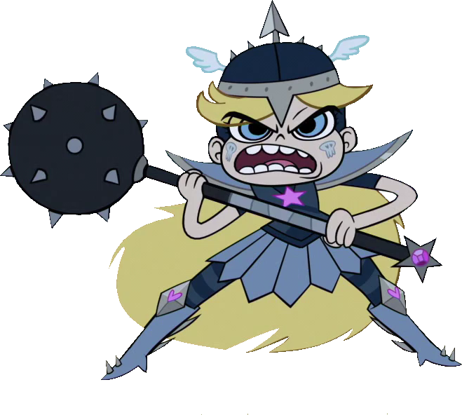 Star Butterfly Battle Armour (Star Armour?).