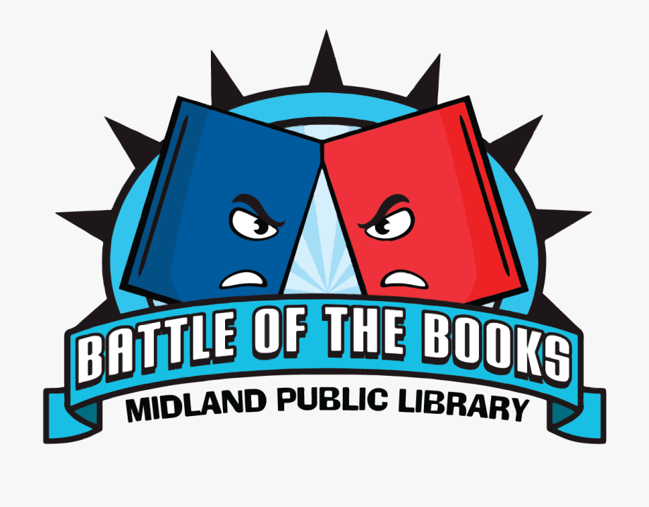 Image Royalty Free Stock Battle Of The Books Clipart.