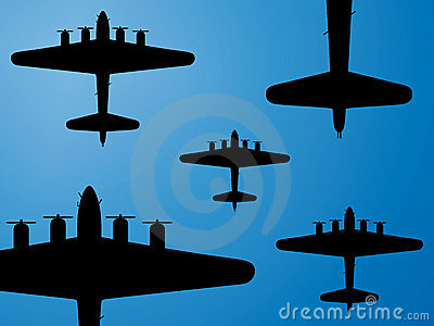 Clip Art Ww2 Bombers Clipart.