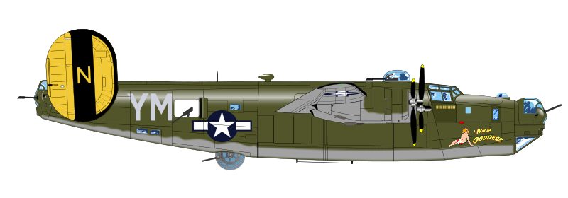 Bomber plane clip art.