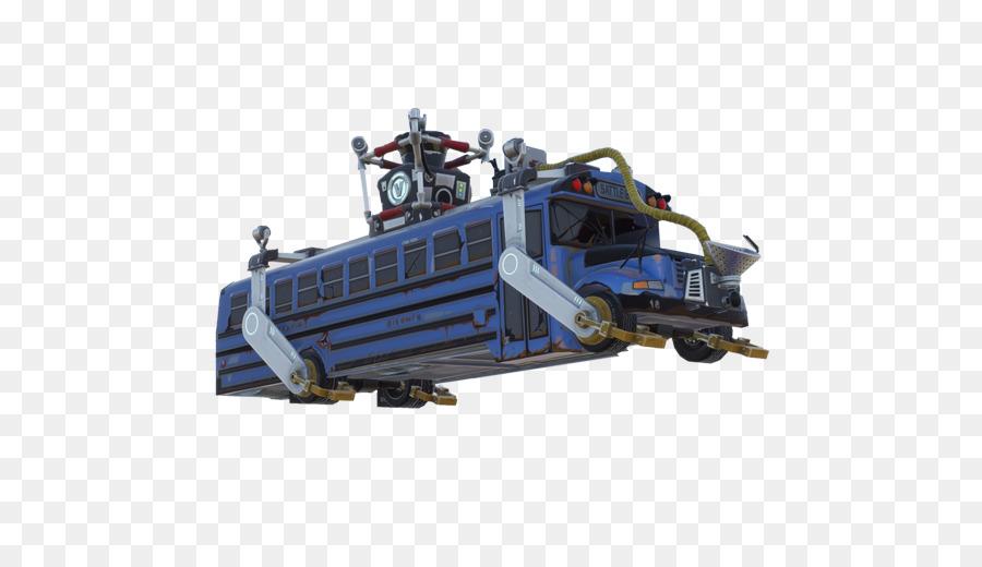Battle Bus Png & Free Battle Bus.png Transparent Images #30276.