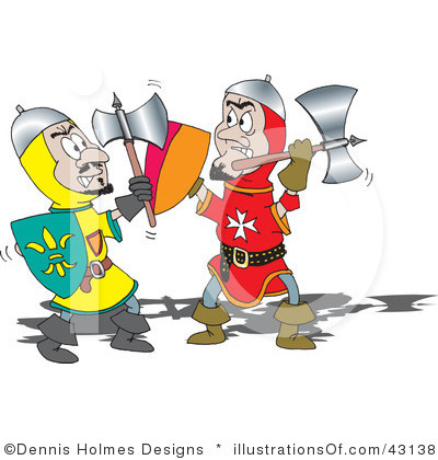 Battle Clipart.