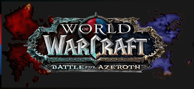 World of Warcraft: Battle For Azeroth.