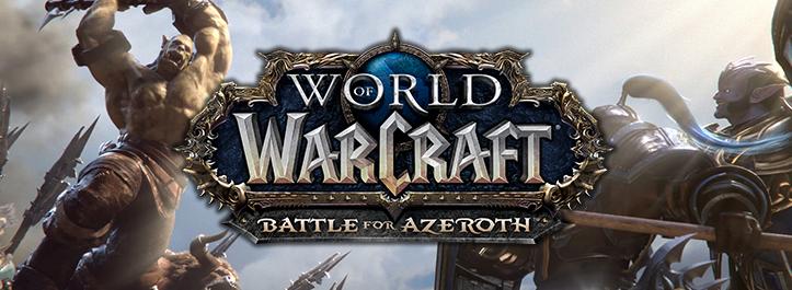 Battle for Azeroth Pre.