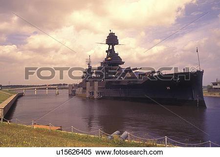 Stock Image of Houston, TX, Texas, San Jacinto Battle Ground State.