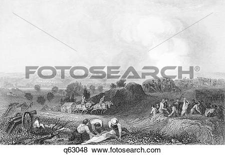 Pictures of 1770S Battle Ground At Stillwater 1777 Saratoga New.