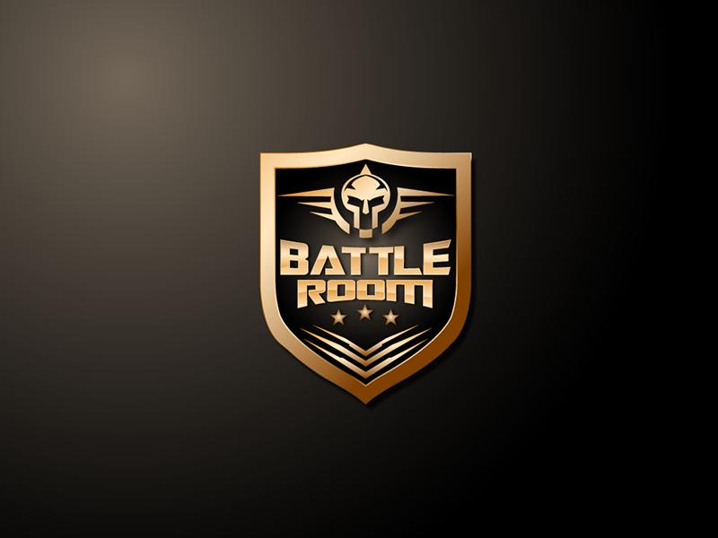Battle Room Logo by Asif Adnan.