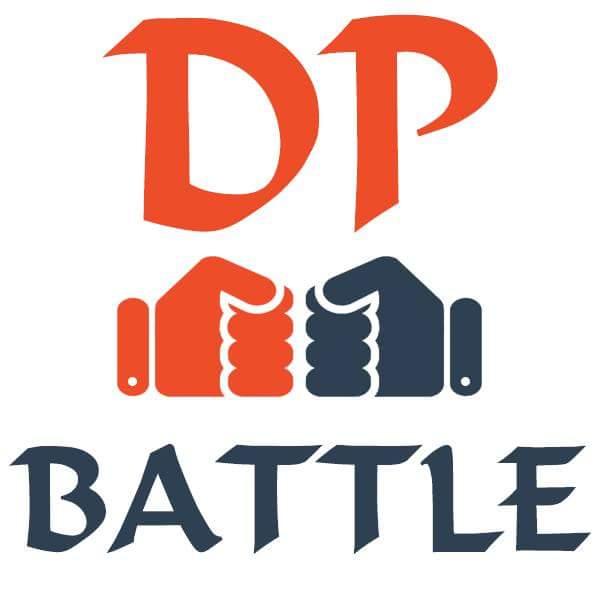 Roshan Raaz: Dp Battle Logo.