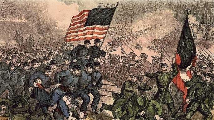 Second Battle of Bull Run.