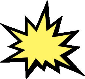 Explosive clipart #3