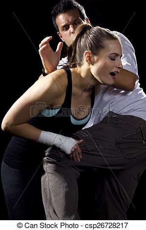 Stock Photography of Battle of the Sexes.