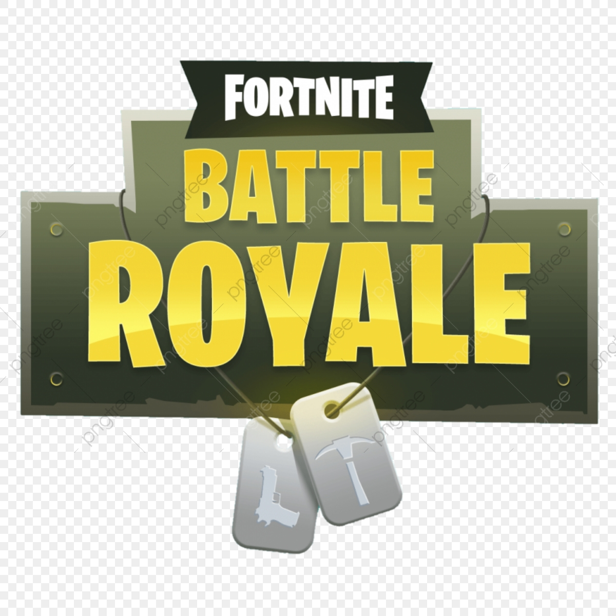 Fortnite, Battle Royal, Fortnite Battle Royal PNG and Vector with.