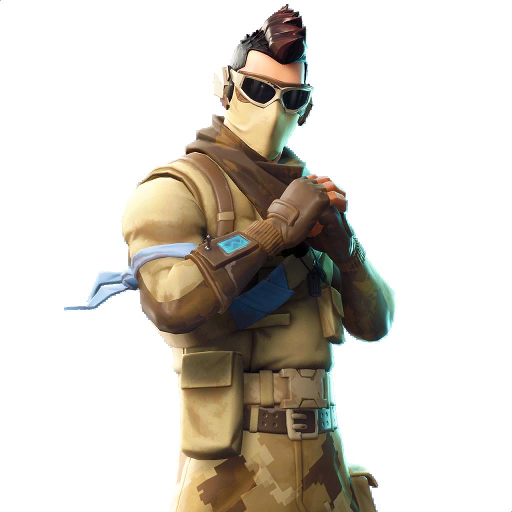 Fortnite Battle Royale Character Png 19.