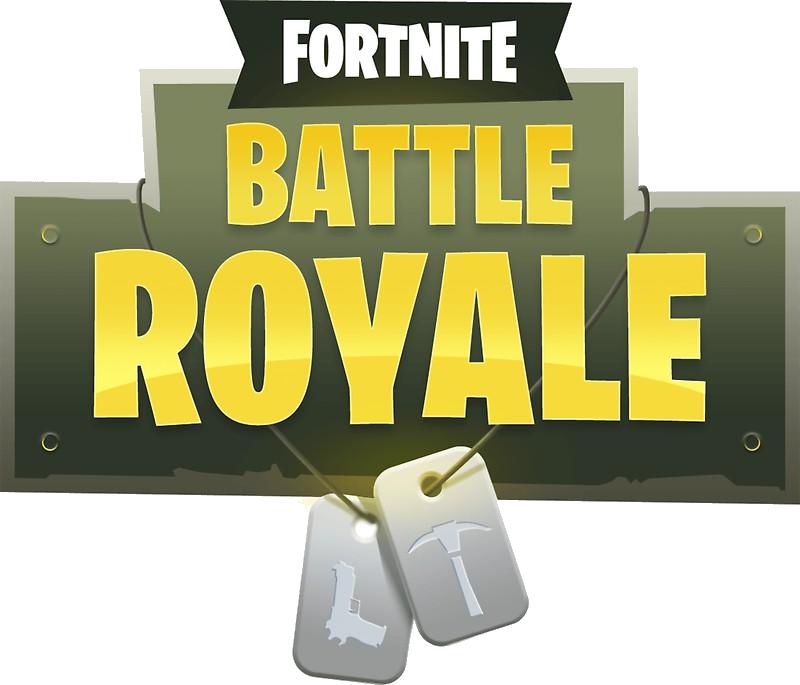 Download Fortnite Battle Royale Font Logo Battle Royale Game.