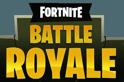 New Fortnite Battle Royale Logo.