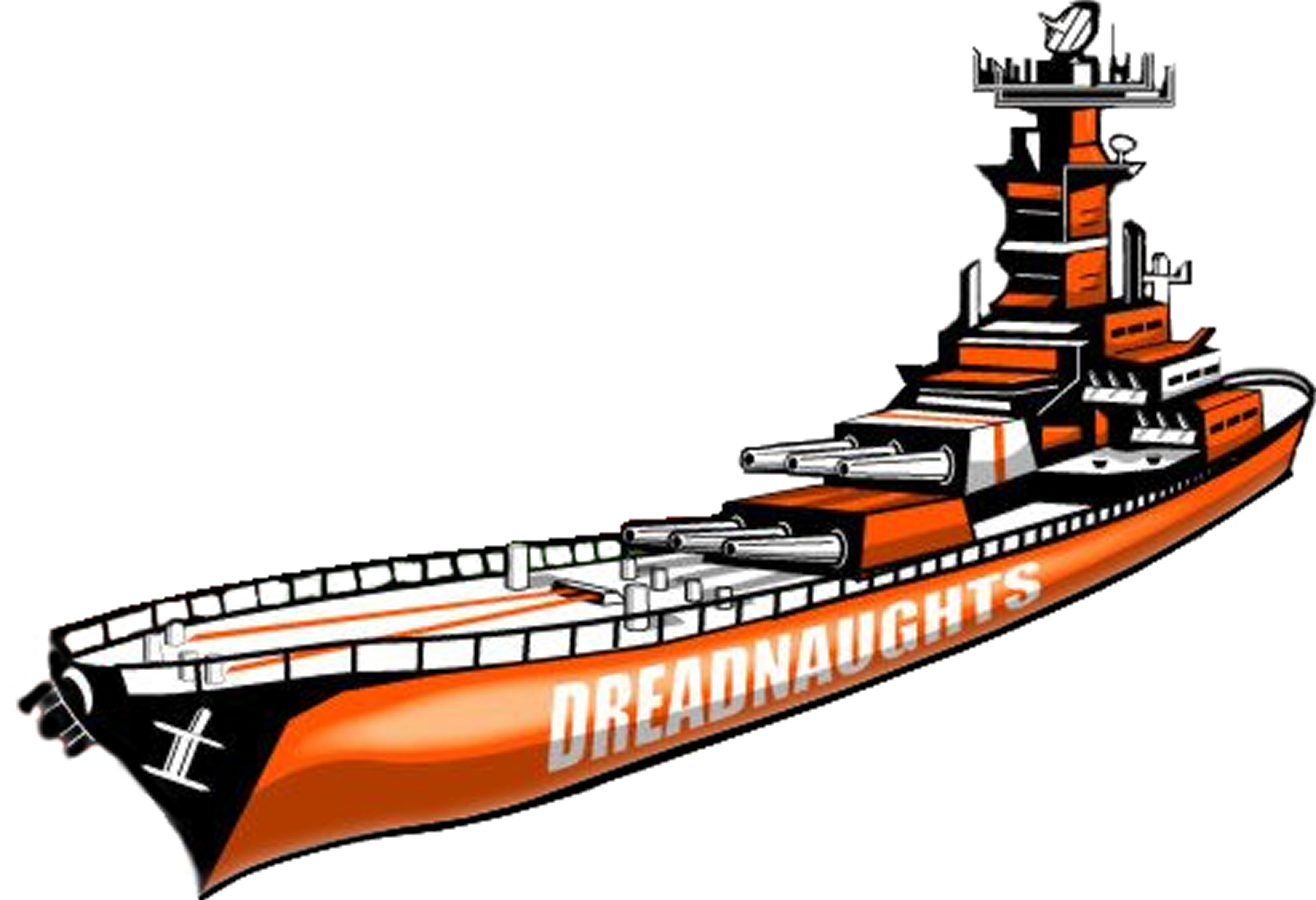 Warships clipart #16