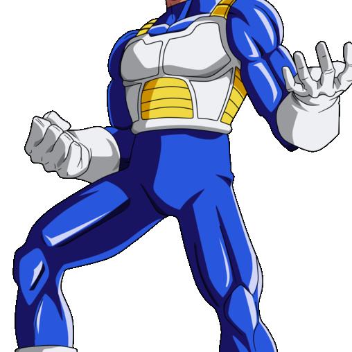 Battle suit raditz.