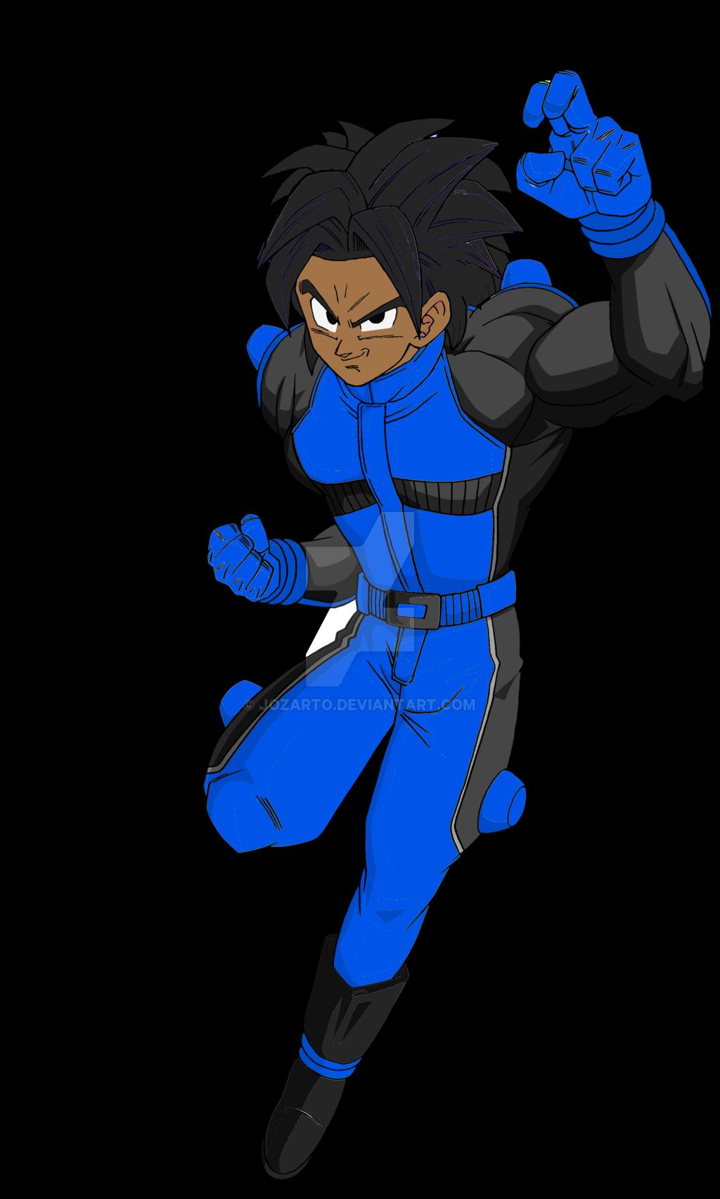 Marcuto (Battle Suit) by jozarto on DeviantArt.