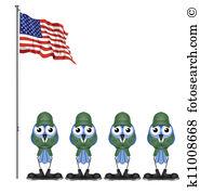 Battledress Clipart Vector Graphics. 12 battledress EPS clip art.