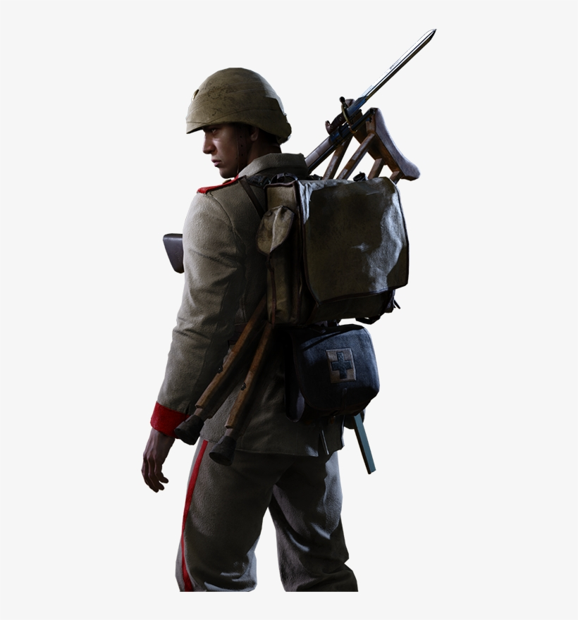 Bf1 Soldier Png.