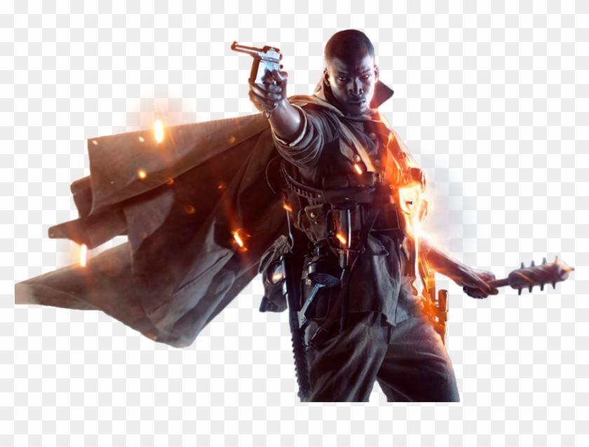 Battlefield 1 Soldier Png.
