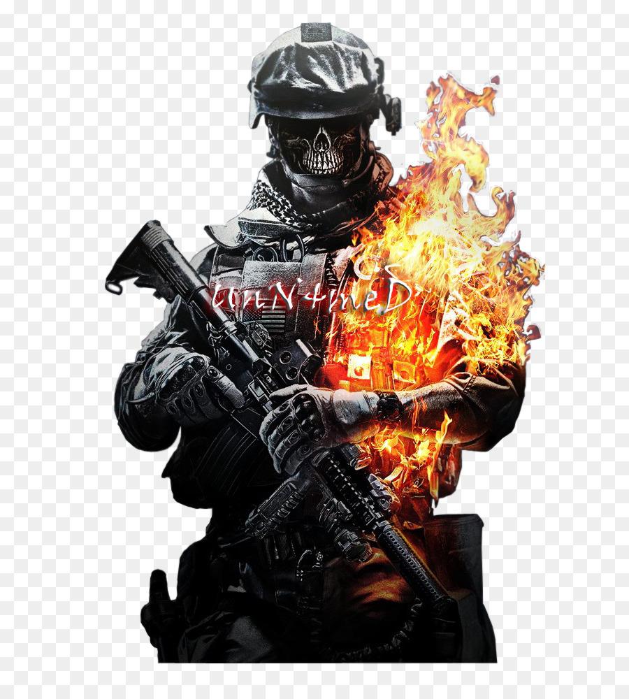 Battlefield 3 Mercenary png download.