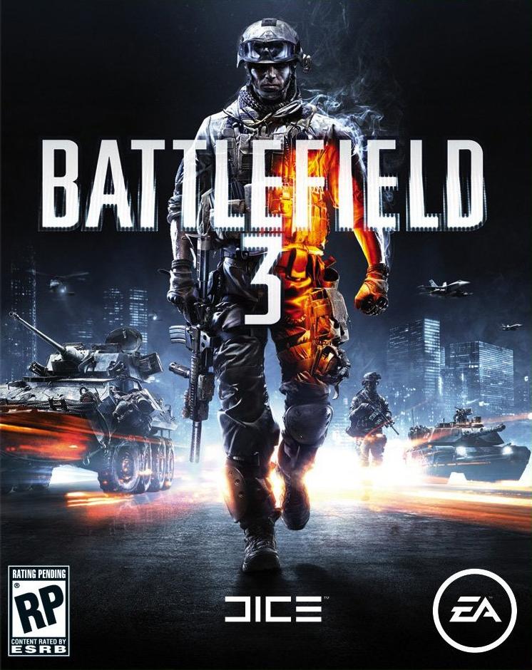 Battlefield 3.