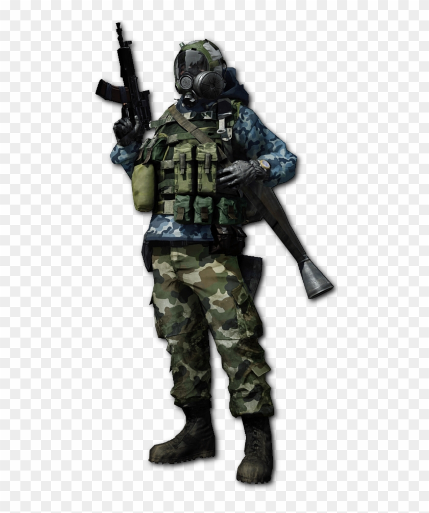 Battlefield 4 To Be Playable At Gamescom New Character.