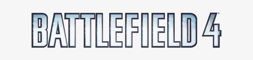 Battlefield 4 Logo Png.