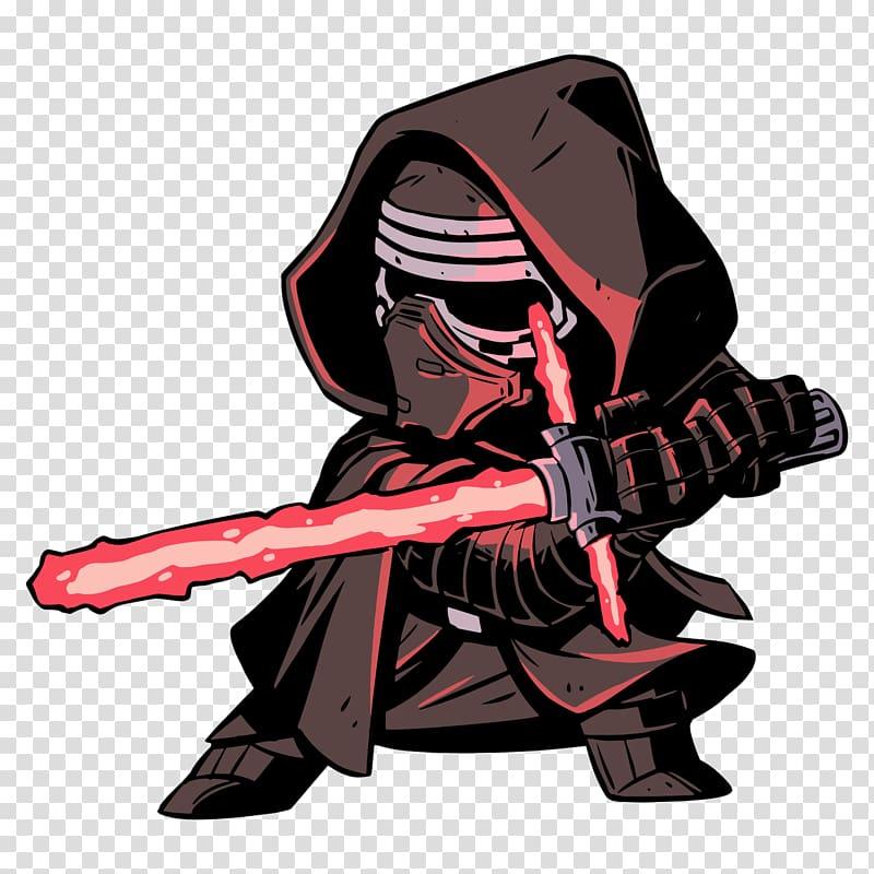 Star Wars Darth Vader illustration, Kylo Ren Darth Maul Star.