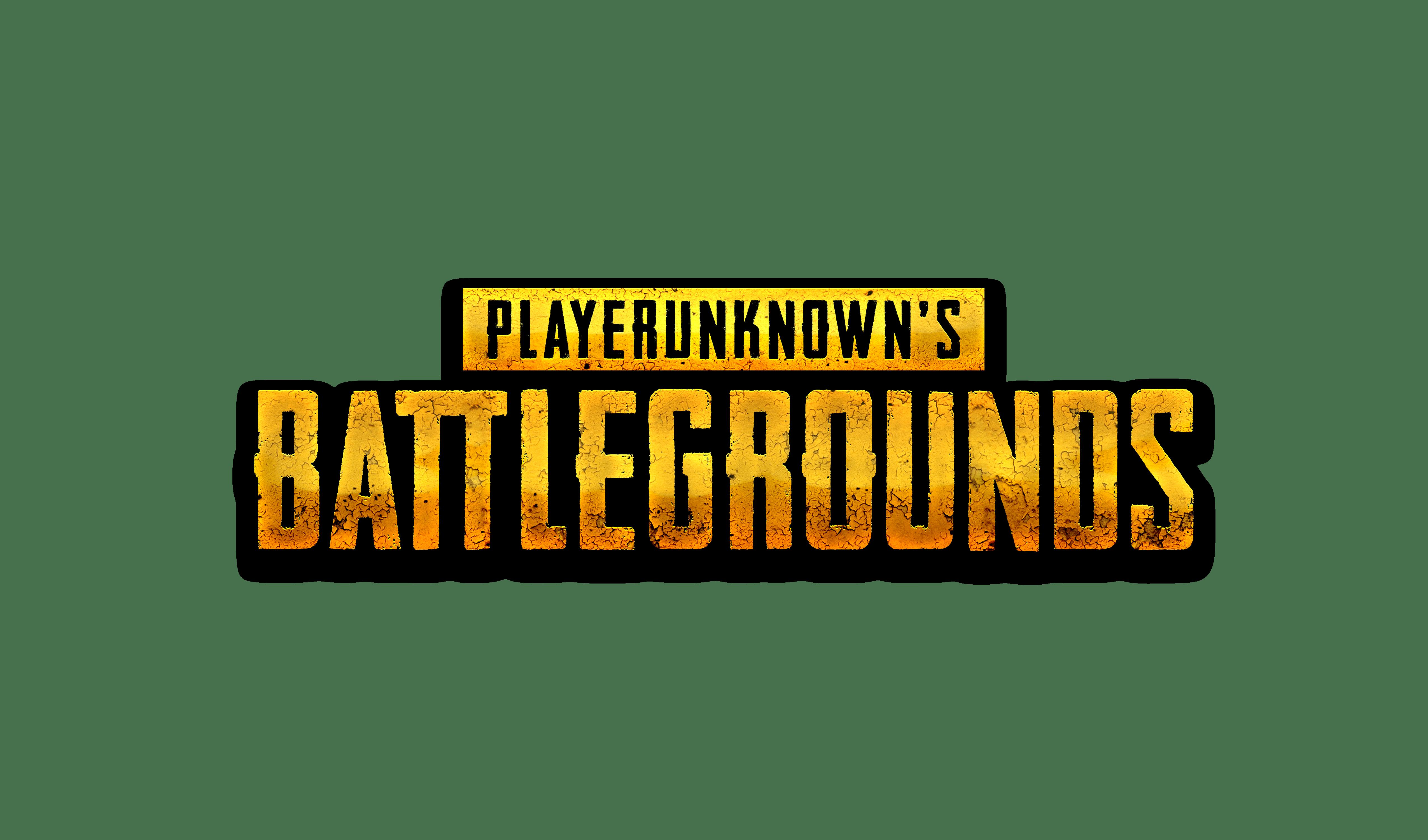 Playerunknown's Battlegrounds Logo (pubg) PNG Image.