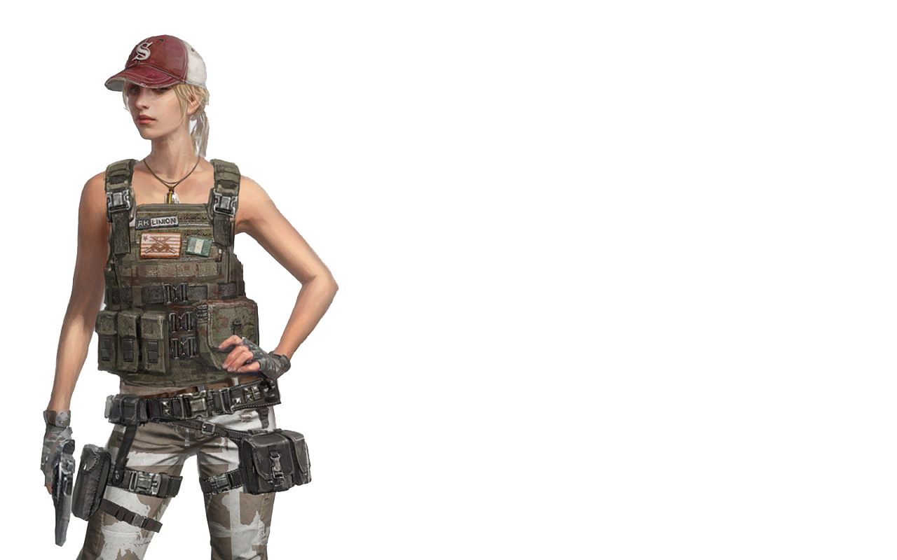 PlayerUnknown's Battlegrounds Png Free Download.