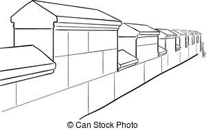 Rampart Vector Clipart EPS Images. 39 Rampart clip art vector.