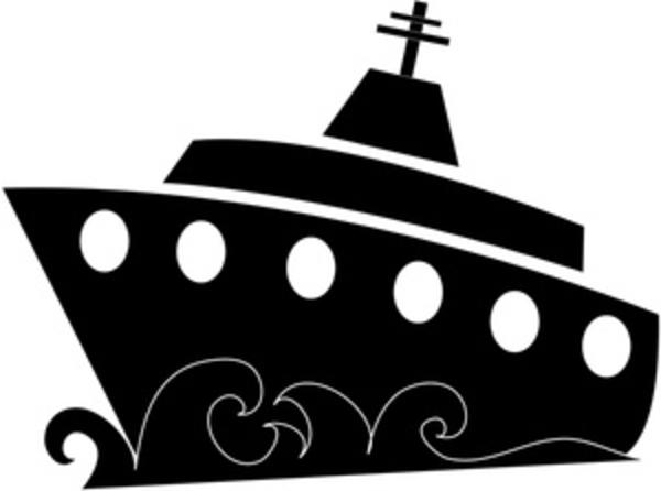 Battleship clipart big ship, Battleship big ship Transparent.
