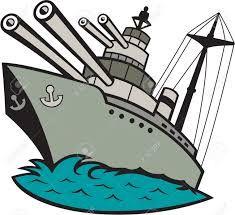 navy ships clipart #9