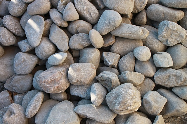 Free photo: Boulders, Close.