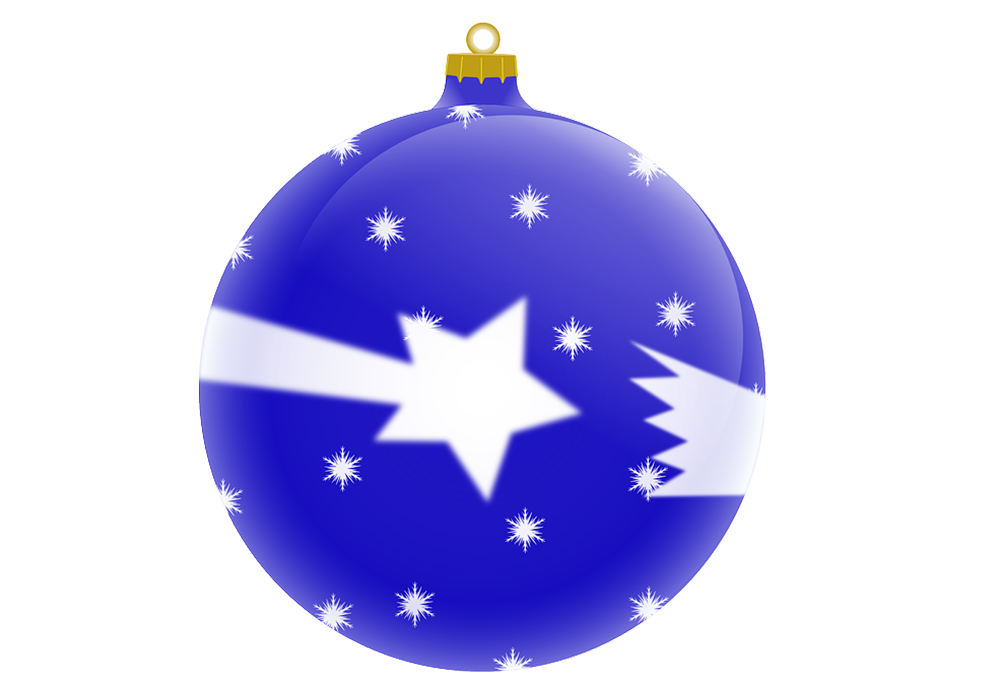 Christmas Bauble Clip Art.