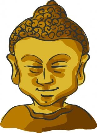 Buddha Clip Art, Vector Buddha.