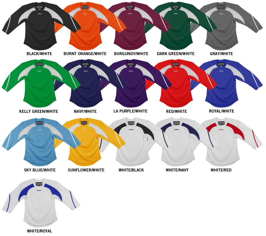 custom bauer hockey jersey.