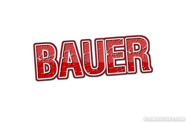 Bauer Logo.