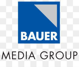 Bauer Media Group png free download.